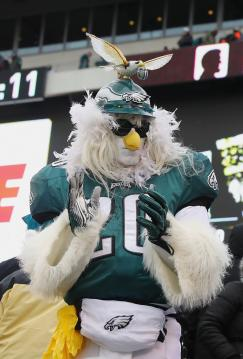 Philadelphia Eagles fan