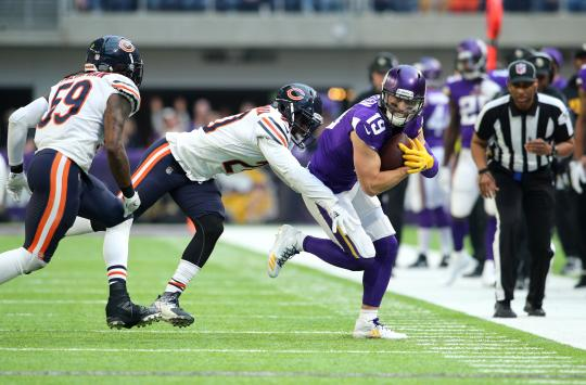 Adam Thielen #19 (Minnesota Vikings)