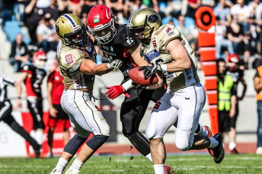 Dresden Monarchs – RB #36 Paul Skambracks