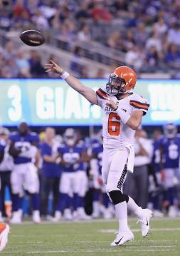 Baker Mayfield #6 (Cleveland Browns)