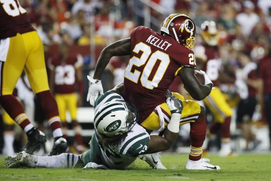 Rob Kelley #20 (Washington Redskins)