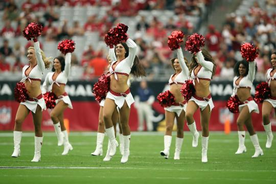 Cheerleaders (Arizona Cardinals)