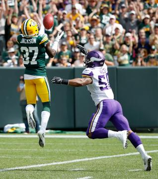 Josh Jackson #37 (Green Bay Packers)