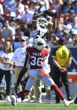 Robert Woods #17 (Los Angeles Rams)