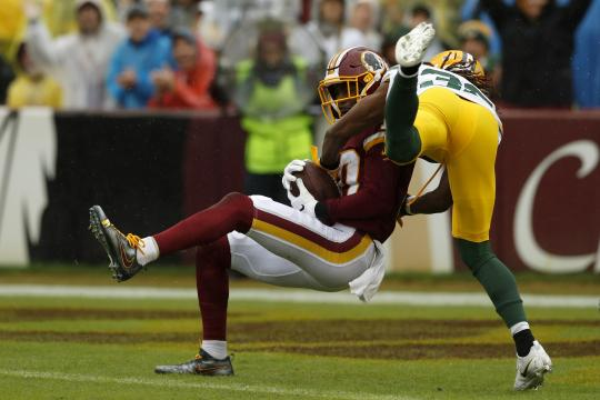Paul Richardson #10 (Washington Redskins)