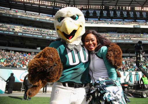 Swoop, Maskotchen  (Philadelphia Eagles)