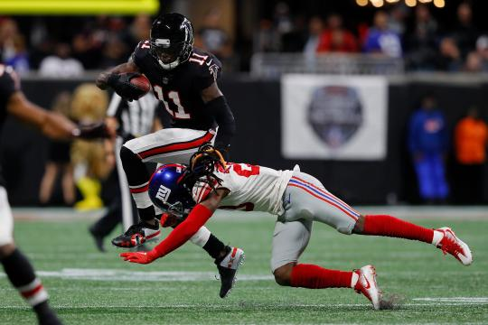 Julio Jones #11 (Atlanta Falcons)