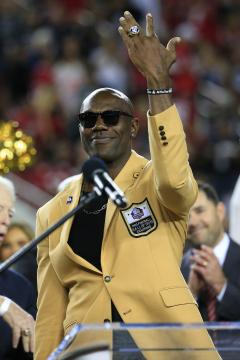 2018 Hall of Famer Terrell Owens