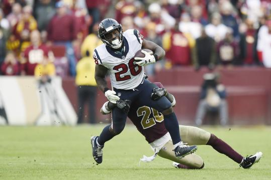 Lamar Miller #26 (Houston Texans)