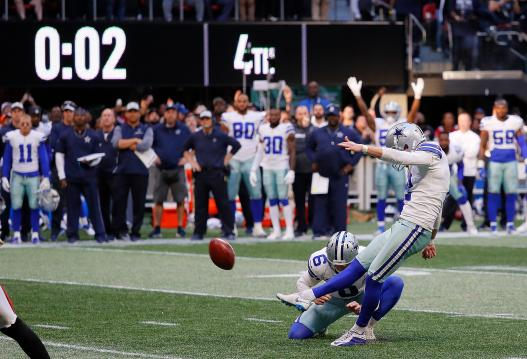 Brett Maher #2 (Dallas Cowboys)