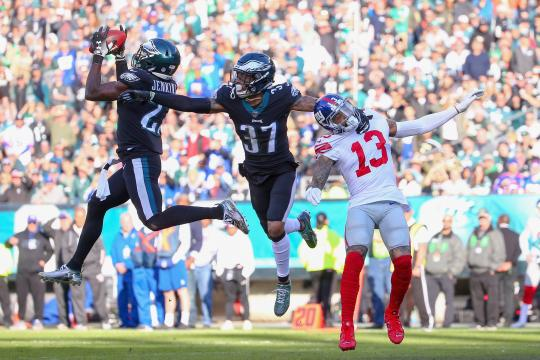 Strong safety Malcolm Jenkins #27 (Philadelphia Eagles)