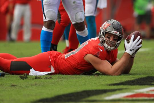 Cameron Brate #84 (Tampa Bay Buccaneers)