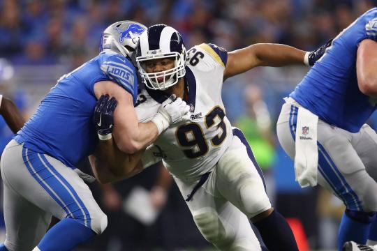 Ndamukong Suh #93 (Los Angeles Rams)