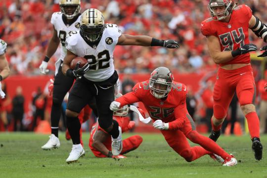Mark Ingram #22 (New Orleans Saints)