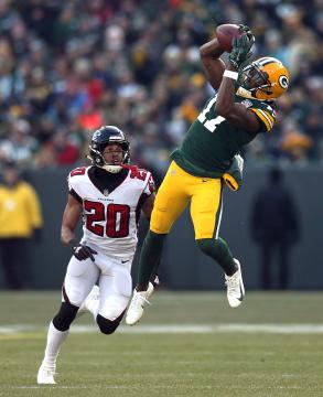 Davante Adams #17 (Green Bay Packers)