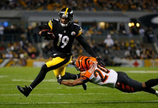 JuJu Smith-Schuster #19 (Pittsburgh Steelers)