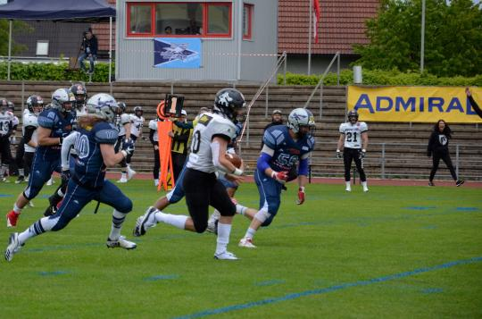 Traun Steelsharks (blau) - Prague Black...