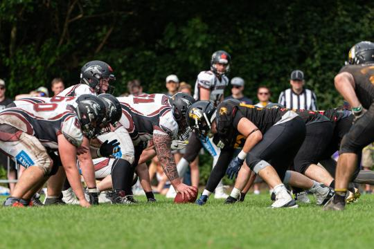 Münster Blackhawks vs. Wuppertal Greyhounds