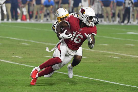 Trent Sherfield #16 (Arizona Cardinals)