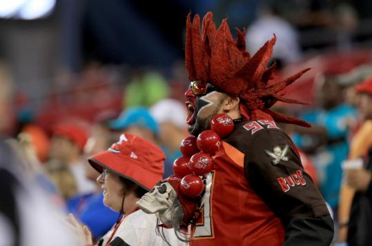Tampa Bay Buccaneers fan