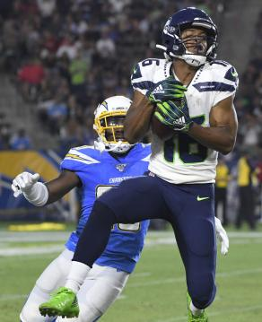 Tyler Lockett #16 (Seattle Seahawks)