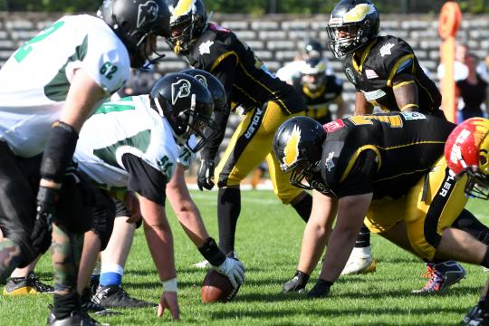 Berlin Adler vs. Oldenburg Knights