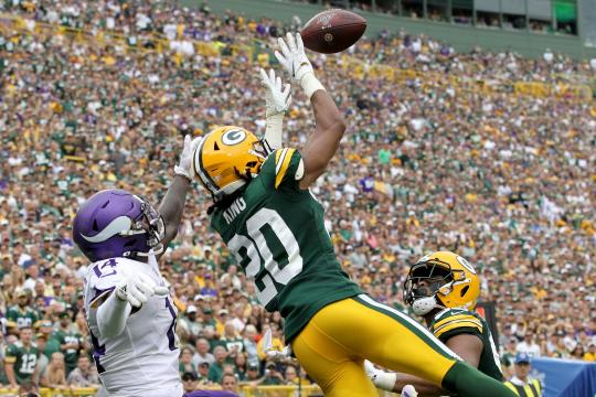 Kevin King #20 (Green Bay Packers)