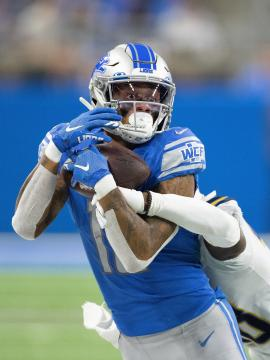 Kenny Golladay #19 (Detroit Lions)