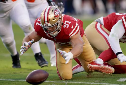 Nick Bosa #97 (San Francisco 49ers)