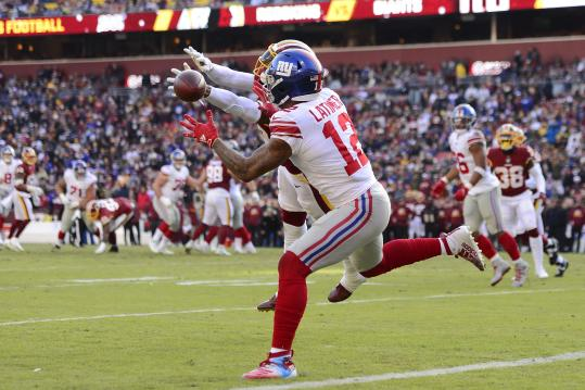 Cody Latimer #12 (New York Giants)