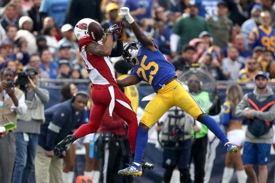 David Long #25 (Los Angeles Rams)