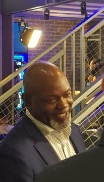 Emmitt Smith, dreifacher Super-Bowl-Champion und NFL-Rushing-Leader