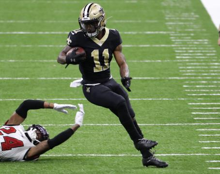 Deonte Harris #11 (New Orleans Saints)