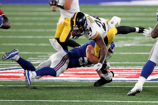 Benny Snell #24 (Pittsburgh Steelers)