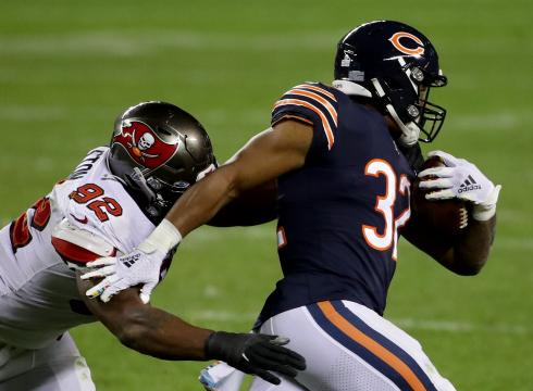 David Montgomery #32 (Chicago Bears)