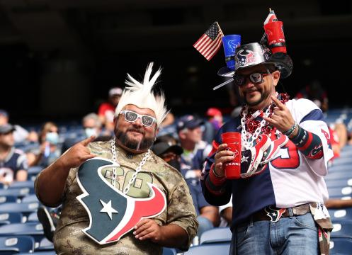 Houston Texans fans