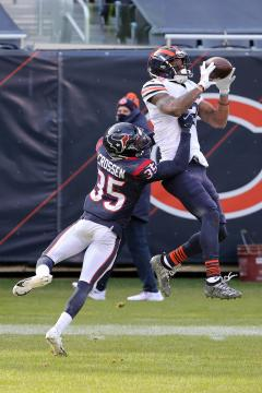 Wide Receiver Allen Robinson #12 (Chicago Bears)