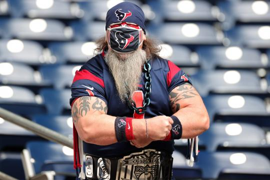 Houston Texans Ultimate Fan